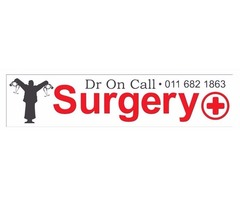 Surgery - Dr. Ngombe - Dr on call