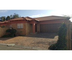 Jansen Park - Sevenster Gardens - Townhouse available for Rent