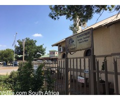 Restaurant for Sale – Fully Furnished – Kroonstad