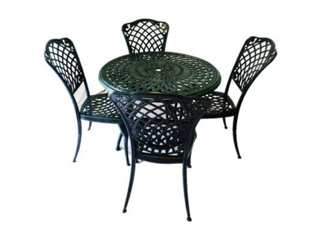 Affordable Quality Outdoor Cast Aluminium Garden Patio Furniture