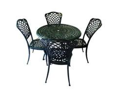 Affordable Quality Outdoor Cast Aluminium Garden Patio Furniture