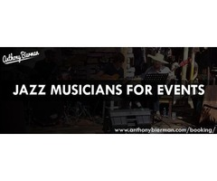 Jazz Musicians For Events