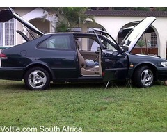 Spare parts for SAAB 9-3, 1998, automatic, two doors,
