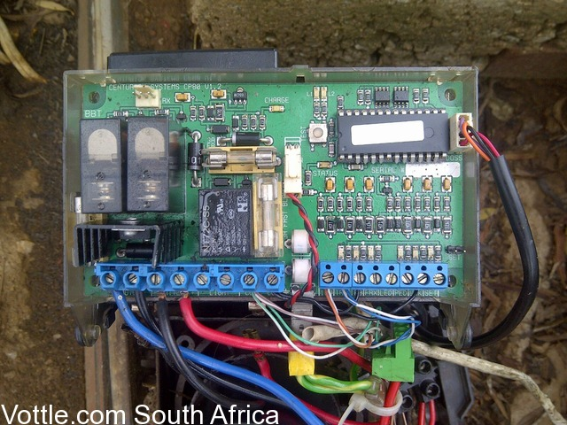 Pretoria west gate motor repair 0791462853 gate motor for Gemini garage door motor manual