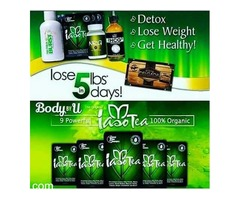 LOSE WEIGHT HEALTHLY AND WEALTHY