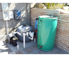Pool Backwash Tank - Save Pool Water