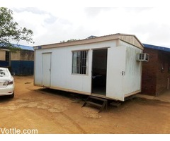 Instant office space!  Unit for sale.