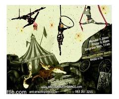 Aerial Circus Classes