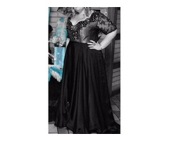 Matric farewell or formal dress