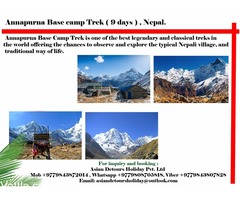 Travel to Nepal