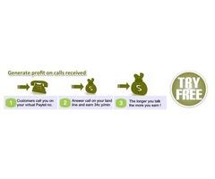 Make Money With your Landline