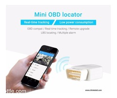 Mini OBD 2 Car Locator – Real-time Tracking & Low Power Consumption