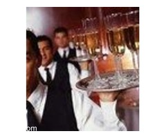 We are in need of people for waitering and bartender position for Part-Time bases