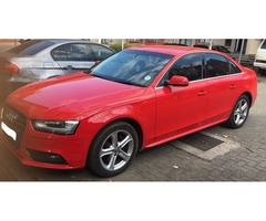 2013 Audi A4 1.8T Se Multitronic - Rent to own