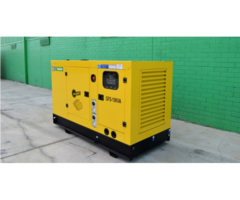 15 KVA - 2500 KVA Diesel Silent Generator Unit (3 Phase with Automatic Start)