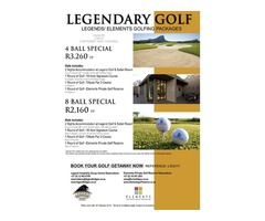 Legendary Golf Special