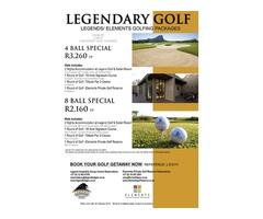 Legendary Golf Special