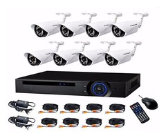 8 Channel CCTV + Installation