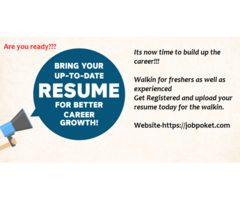 Hiring today!!! Hurrry up..Register today
