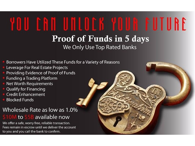 Proof of funds