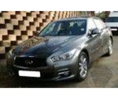 2015 Infinity Q50 2.0T - Rent to own