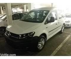 DEMO 2017 VW Caddy Crew Bus 2.0TDI FOR SALE – FY59XW