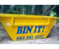 6m3, 3m3, 2m3 Skip Bins / Rubble Removal