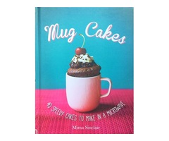 Mug Cakes Hardcover Recipes Books only R69 each! *BRAND NEW*