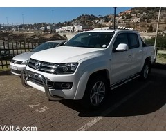 DEMO 2017 VW Amarok BITDI DC HL 4X2 A/T FOR SALE.