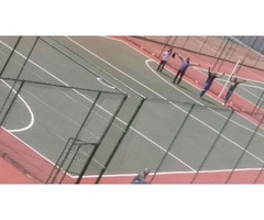 BASKETBALL COURTS,ATHLETIC TRACK   MPUMALANGA,NELSPRUIT,MIDDLEBURG0782269647