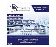 NP Accountants Durban Branch Now Open