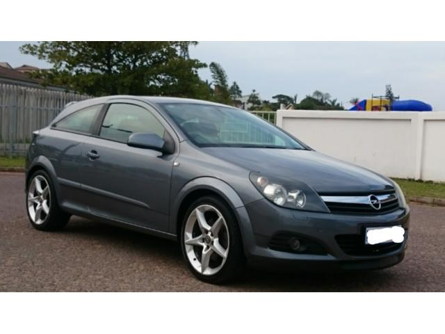 2006 opel astra gtc turbo durban free classifieds south africa. Black Bedroom Furniture Sets. Home Design Ideas