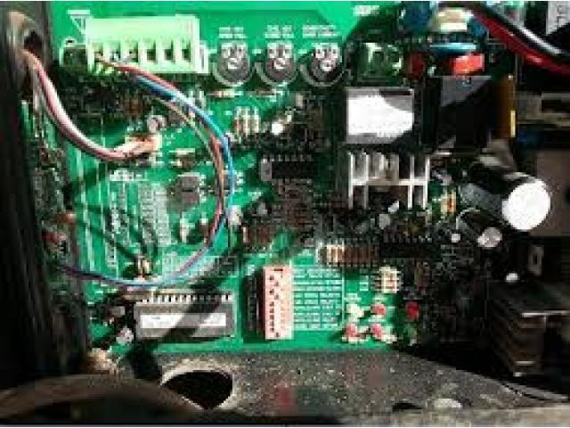 D5 Gate Motor Installation Manual