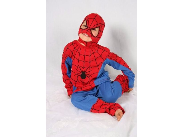 Spiderman Batman and Superman dress-up costume for Kids - R230  sc 1 st  Vottle.com : spiderman childs costume  - Germanpascual.Com
